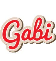 Gabi chocolate logo