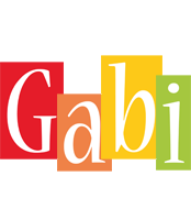 Gabi colors logo