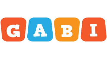 Gabi comics logo