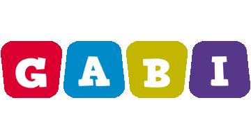 Gabi daycare logo