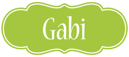 Gabi family logo