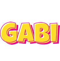 Gabi kaboom logo