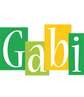 Gabi lemonade logo
