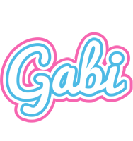 Gabi outdoors logo