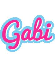 Gabi popstar logo