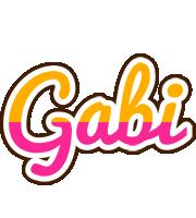Gabi smoothie logo