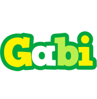 Gabi soccer logo