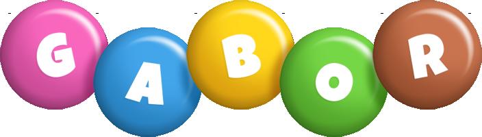 Gabor candy logo