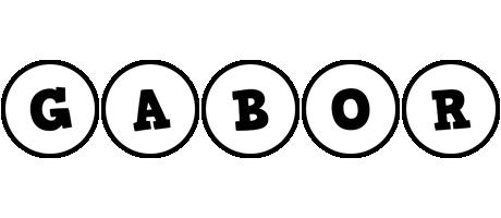 Gabor handy logo