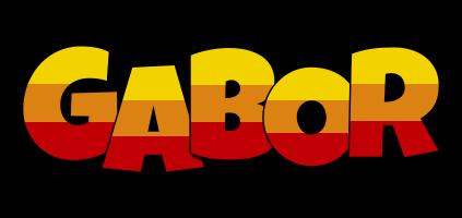 Gabor jungle logo