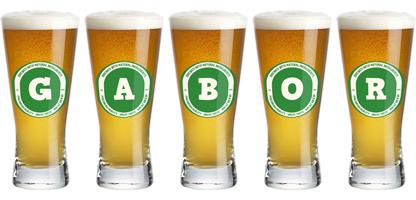 Gabor lager logo