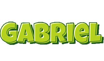 Gabriel summer logo