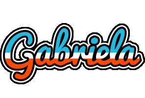 Gabriela america logo