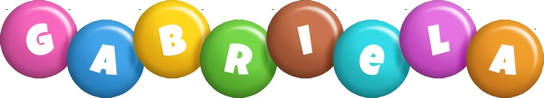Gabriela candy logo