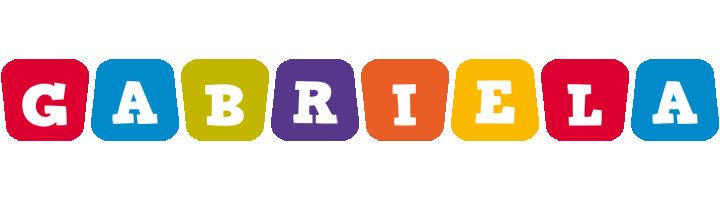 Gabriela daycare logo