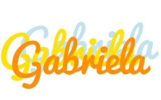 Gabriela energy logo