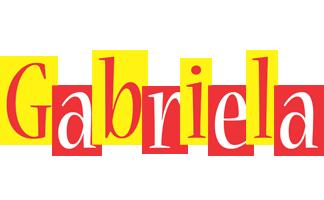 Gabriela errors logo