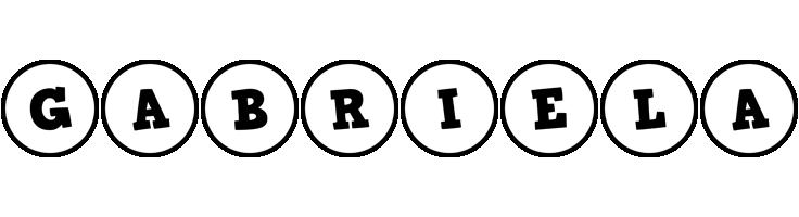 Gabriela handy logo