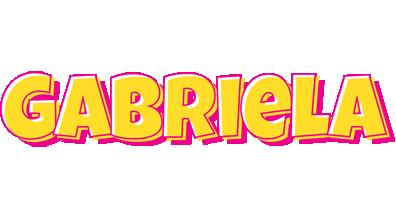 Gabriela kaboom logo