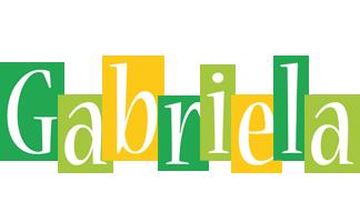 Gabriela lemonade logo