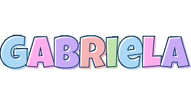 Gabriela pastel logo