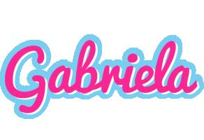Gabriela popstar logo
