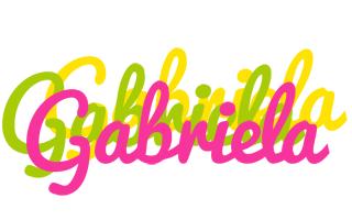 Gabriela sweets logo