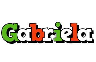Gabriela venezia logo