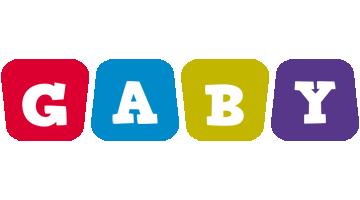 Gaby daycare logo