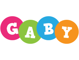 Gaby friends logo