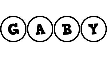 Gaby handy logo
