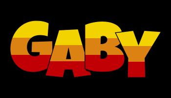 Gaby jungle logo