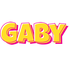 Gaby kaboom logo