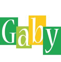 Gaby lemonade logo