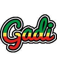 Gadi african logo