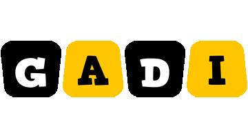 Gadi boots logo