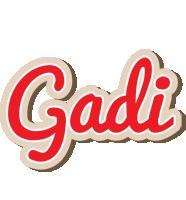 Gadi chocolate logo