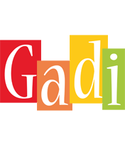 Gadi colors logo