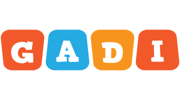 Gadi comics logo