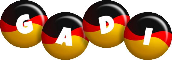 Gadi german logo