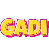 Gadi kaboom logo