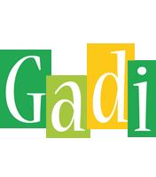 Gadi lemonade logo