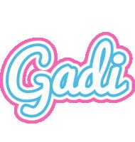 Gadi outdoors logo