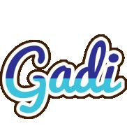 Gadi raining logo