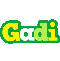 Gadi soccer logo