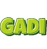Gadi summer logo