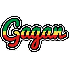 Gagan african logo
