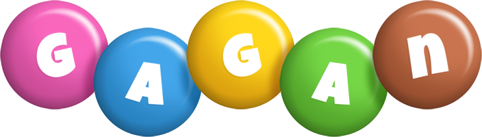 Gagan candy logo