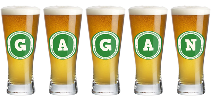 Gagan lager logo