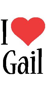 Gail i-love logo